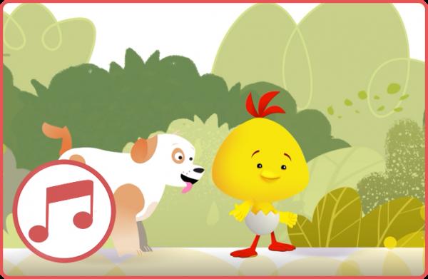 כלב – מגלים צלילים עם לולי – שירים