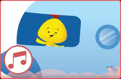 מטוס – מגלים צלילים עם לולי – שירים