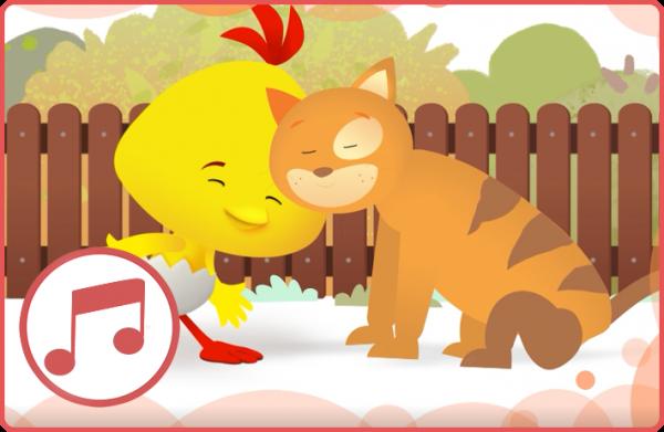 חתול – מגלים צלילים עם לולי – שירים