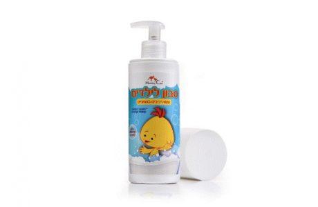 סבון לילדים לולי