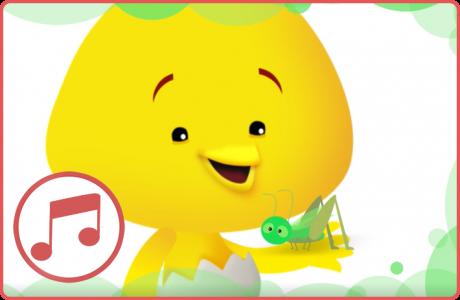 צרצרים – מגלים צלילים עם לולי – שירים