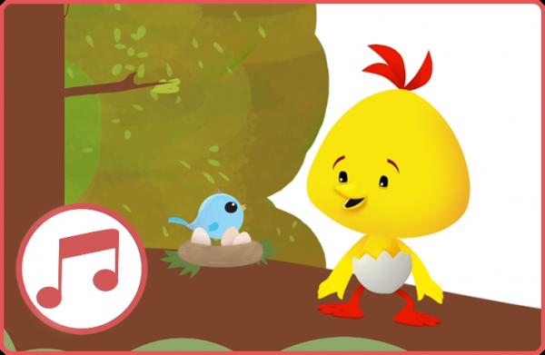 ציפור – מגלים צלילים עם לולי – שירים