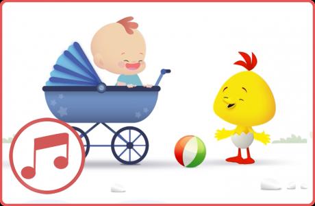 תינוק – מגלים צלילים עם לולי – שירים