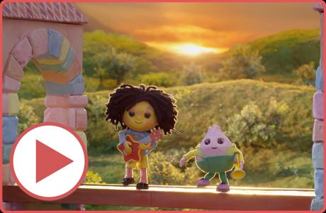 סיפורי ירח – פרק 2 – בובה ננה חוצה את הגשר
