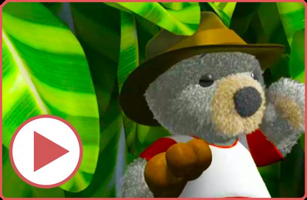 צ'ארלי דוב קטן – צ'ארלי בספארי
