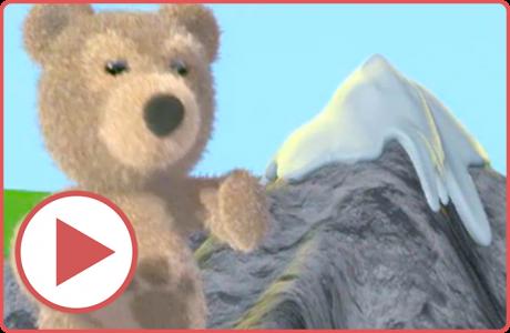 צ'ארלי דוב קטן – רוצה להיות גדול