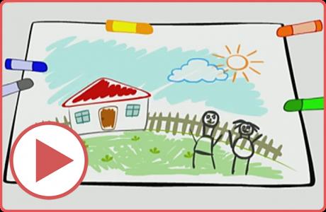 סיפורים שלולי אוהב – בונים בית