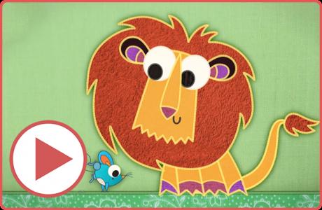 שמיכת החיות – אריה