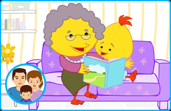 עידוד קריאה אצל ילדים