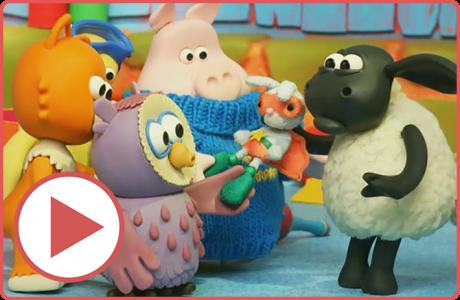 טימי הטלה – טימי וארנב הצעצוע